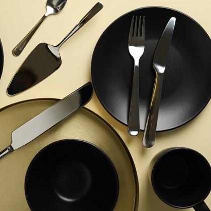 Black Stylish Dining Ware
